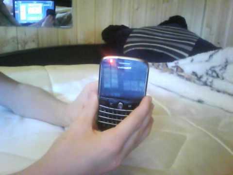 Blackberry Bold 9000 problem