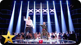 FIRST LOOK: George Sampson takes a trip down memory lane... | BGT: The Champions