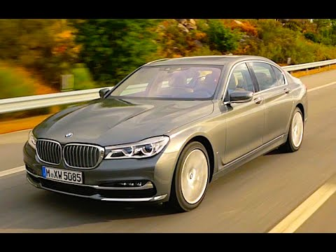 new bmw serie 7 2016 premi re and first test drive youtube. Black Bedroom Furniture Sets. Home Design Ideas