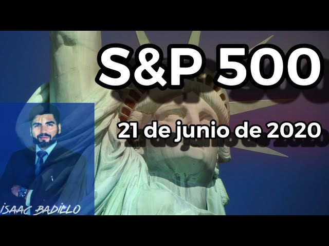 S&P 500 analisis 21 de junio del 2020