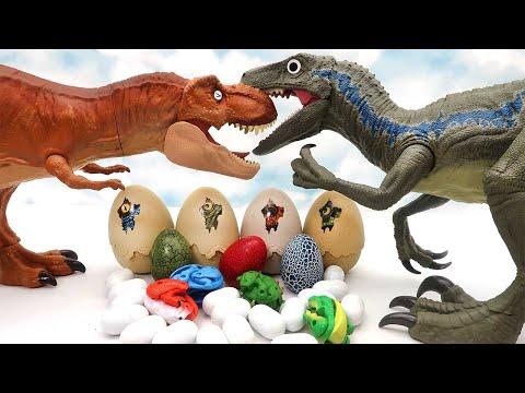 30 Dinosaur Eggs!