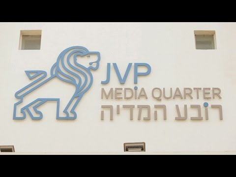 JVP: A Conversation With One of Israel's Biggest Venture Funds