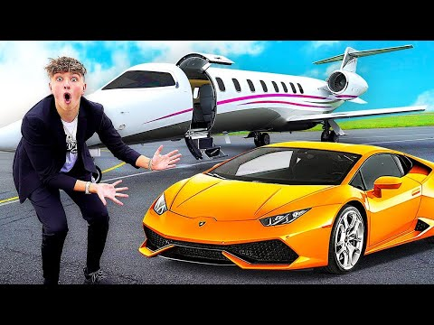 I Lived Like A BILLIONAIRE For 24 Hours - Challenge