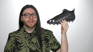 Under Armour Mens Spotlight Select Mid Mc Football Shoe