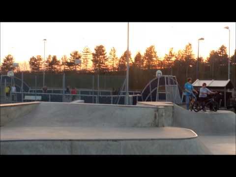 Liam Hardingham scooter 2013 edit