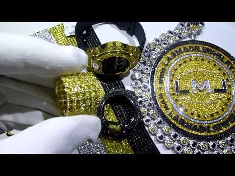 Lab made custom jumbo monopoly man charm at jewelry fresh youtube aloadofball Image collections