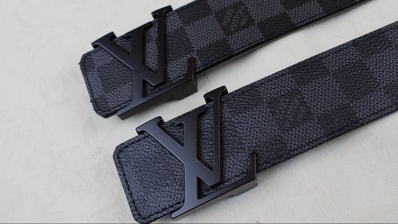 2b92ac51bf3 Real vs Replica Louis Vuitton | HOW TO SPOT A FAKE LOUIS VUITTON BELT
