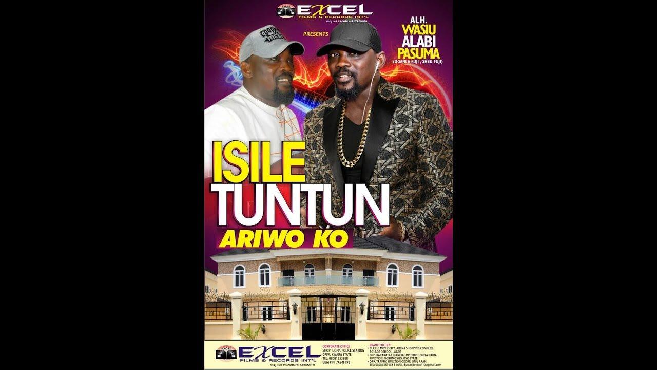 Download Isile Tuntun Ariwo Ko From Sheu Of Fuji Alh Alabi Pasuma
