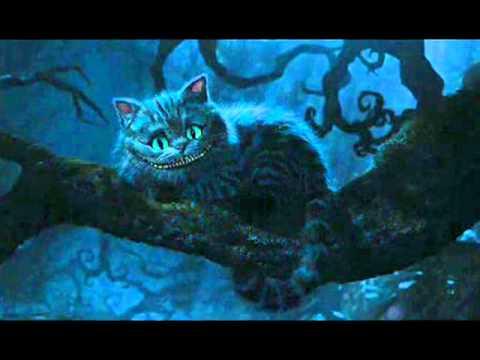 Песня чеширского кота