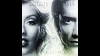 Hoy Tengo Ganas De Ti - Alejandro Fernandez -(ft. Christina Aguilera)