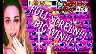 **BIG WIN WITH FULL SCREEN!!!** Ms. Kitty Gold Slot Machine *CAN I GET THOSE GOLDFISH?!?*