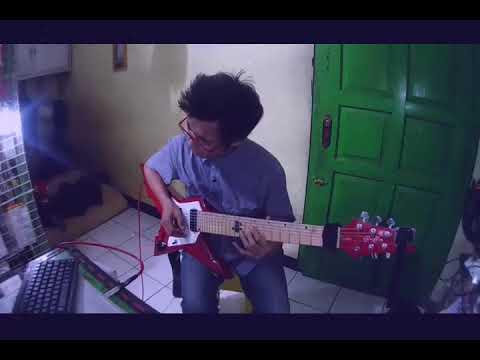 Armada - Penantian ( Guitar Version played by Deztha Rebelution )