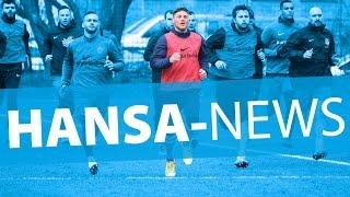 Hansa-News vor dem 30. Spieltag