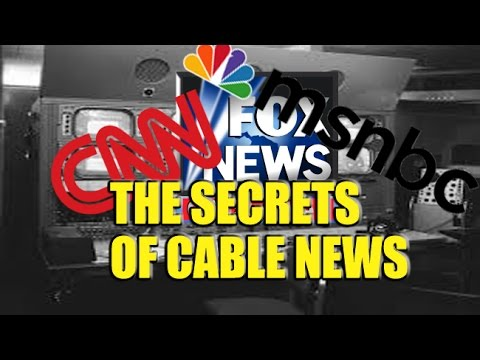 The story of American cable news