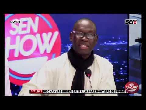 SEN SHOW / Invité / Colonel Abdourahim Kébé / ?Liberté d'expression au Sénégal...