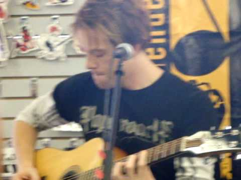 Odd One - Sick Puppies (In-store, Colorado Springs, 09/07/2009)