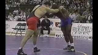 Tom Erikson vs Kerry Mccoy