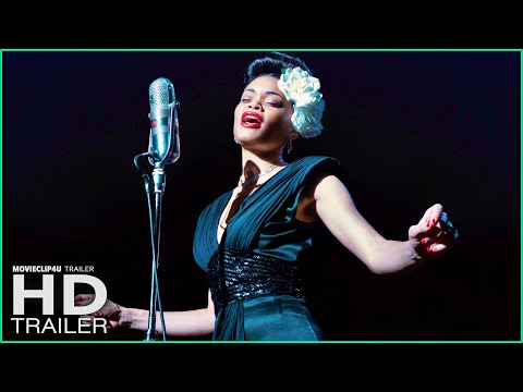 THE UNITED STATE VS. BILLIE HOLIDAY OFFICIAL TRAILER (2021)