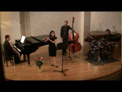 Baroque and Blue by Claude Bolling played by 'Almost Orthogonal Quartet'