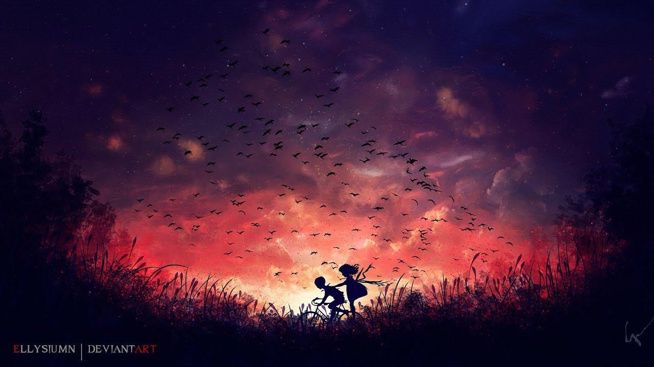 Fall Desktop Fantasy Wallpaper Beautiful World Beautiful Uplifting Music Mix