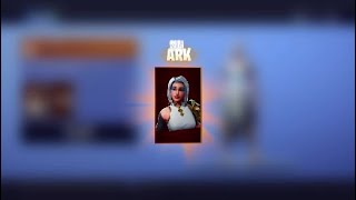 (Fortnite) buying the ARK skin and Virtue pickaxe