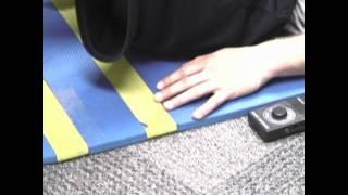 iupui lab instructional acsm curl up muscle endurance test