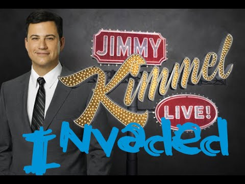 The Studio Invasion Show EP 4: Jimmy Kimmel live invaded ft. Beach Boii & Pico Mile$