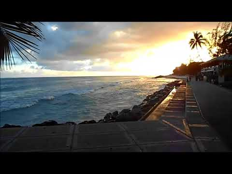 Hastings Boardwalk -South Coast Barbados