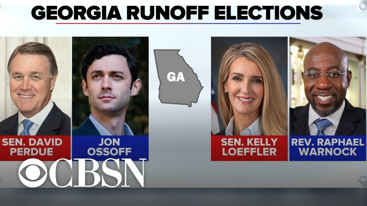 Control of Senate still up for grabs as Georgia vote count continues