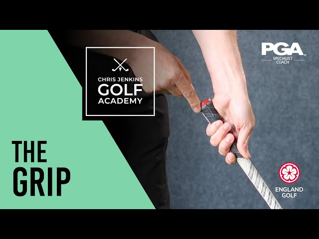 How to Grip a Golf Club the correct Way - THE GOLFER'S GRIP