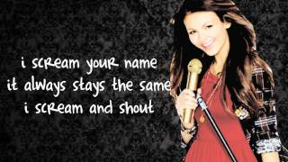 Victoria Justice - Freak The Freak Out (Lyrics & Download) *EDIT 11/25 DIFFERENT DOWNLOAD LINK*
