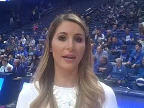 SEC Network reporter Laura Rutledge on UK win over Vandy