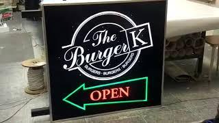 Стоппер для The BurgerK