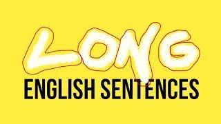 The 5 Keys to Making Longer Sentences in English