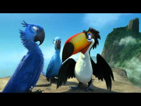 Download Rio The Video Game Wii FREE