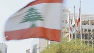 Libaneses se echan a la calle por sexto día a pesar de reformas económicas