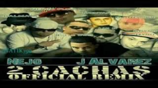 2 Cachas Official Remix Ñengo Flow ,Ñejo y Dalmata, J Alvarez, Chyno Nyno,G 2,Guelo Star