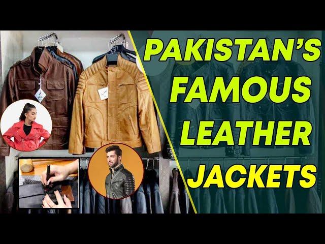 Pakistan's World Famous Jackets