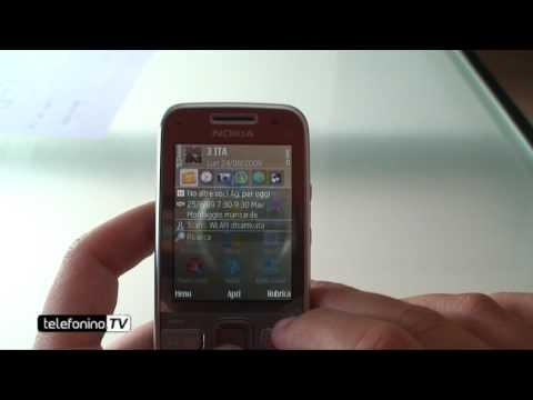 Nokia E52 videoreview da Telefonino.net