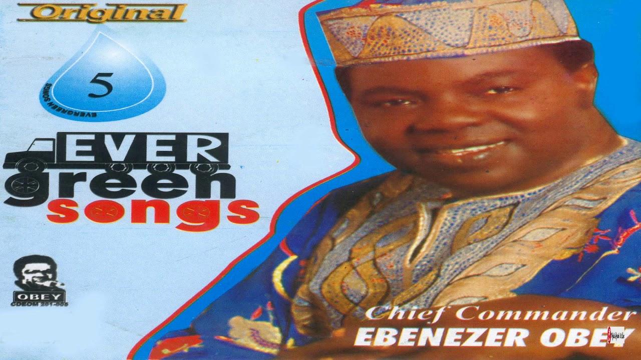 Download Chief Commander Ebenezer Obey - Oro Oluwa Ede (Official Audio)