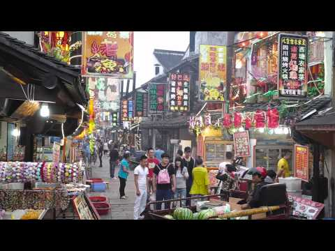 Trip to XiTang, China