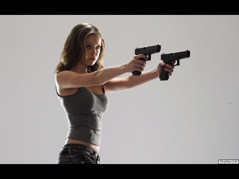 Прикол!!! Девушки с оружием