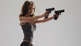 Прикол!!! Девушки с оружием(Это видео создано с помощью видеоредактора YouTube (http://www.youtube.com/editor) Подборка позитивного видео про девушек..., 2015-06-18T16:37:35.000Z)
