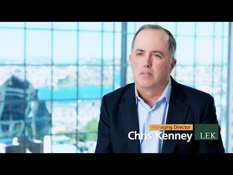 Growing Revenues through Commercial Excellence with L.E.K.'s Chris Kenney