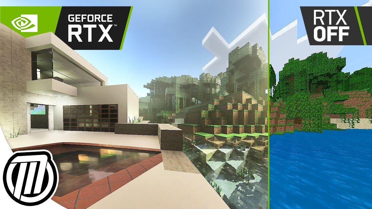 Best Minecraft Texture Packs 2020.Minecraft Rtx Gameplay Ultra Realism Ray Tracing Texture Pack 2080 Ti