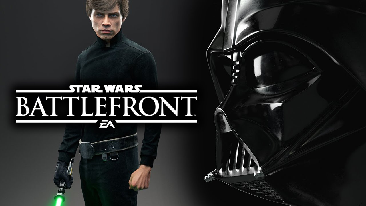 star wars battlefront 3 2015 news: heroes & villains! luke skywalker