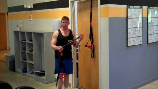 Lifelineusa Jungle Gym Xt Demonstration (row Using A Door)