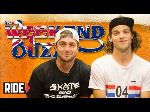 Andrew Brophy & Corbin Harris:  Aussies! Fights! Slams! Soap Stars! Weekend Buzz ep. 26