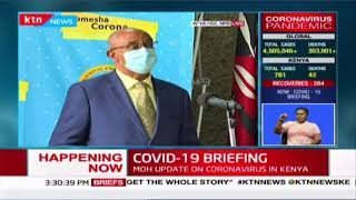 BREAKING NEWS: 23 more test positive for COVID-19 in Kenya, total tally now 781 | Full Briefing