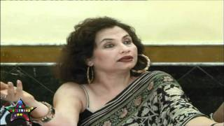 Press Cnfrence Salma Aaga Daughter Zarah Khan MMS   01